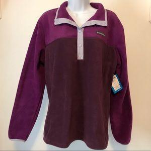Columbia Benton Springs 1/2 Button Pullover XL